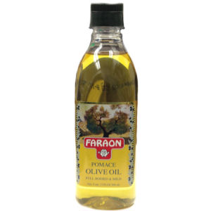 FARAON OLIVE OIL POMACE   12/500ML
