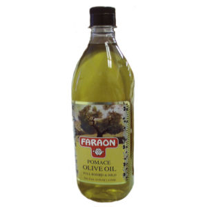 FARAON OLIVE OIL POMACE   12/LITER