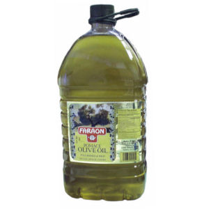 FARAON OLIVE OIL POMACE   3/5LITER
