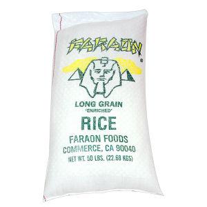 FARAON L.G. RICE          50    LB