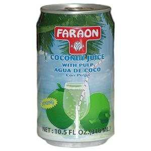 FARAON COCONUT JUIC       24/10.5Z