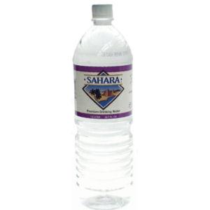 SAHARA PREMIUM WATER      12/1.5LT