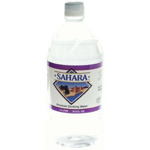 SAHARA PREMIUM WATER      12/1 LTR