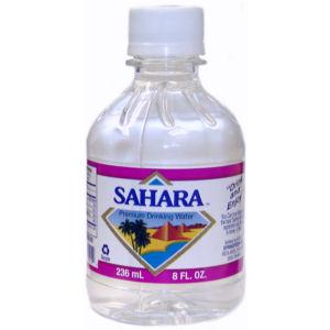 SAHARA PREMIUM WATER      24/8  OZ