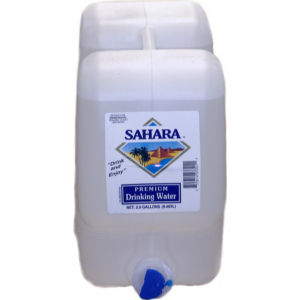 SAHARA PREMIUM WATER      3/2.5 GL