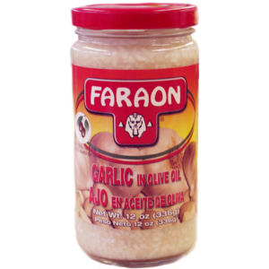 FARAON GARLIC/OLIVE OIL   12/12 OZ