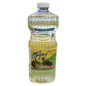 MILPAS  OIL VEGETABLE     9/48  OZ