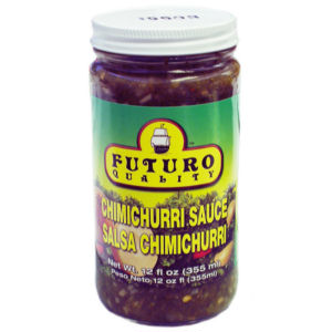 FUTURO CHIMICHURRI SAUCE  12/12 OZ