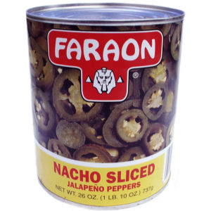 FARAON J NACHO SLICES   Y 12/26 OZ