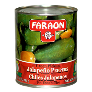 FARAON JALAPENOS WHOLE  R 12/26 OZ