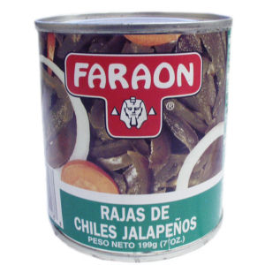 FARAON JALAPENO SLICES  G 24/7  OZ