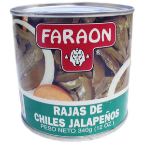 FARAON JALAPENO SLICES  G 12/12 OZ