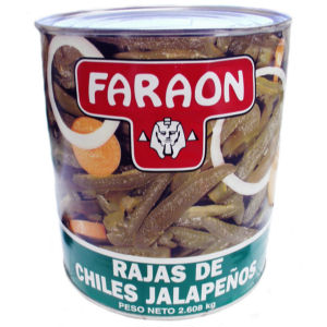 FARAON JALAPENO SLICES  G 6/92  OZ