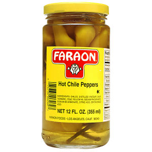 FARAON CHILES GUERITOS  1 12/12 OZ
