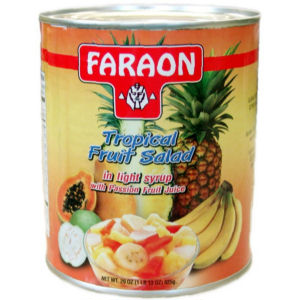 FARAON TROP FRUIT SALAD   12/29 OZ