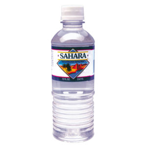 XAHARA SPRING WATER       24/12 OZ