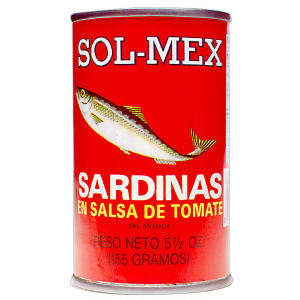 SOL-MEX *SARD TOM  87033  50/5.5OZ