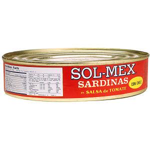 SOL-MEX *SARD 1/2HT 87017 24/7  OZ