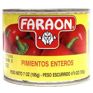 FARAON PIMIENTOS MORRONES 12/7  OZ