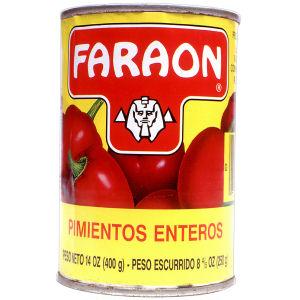 FARAON PIMIENTOS MORRONES 12/14 OZ