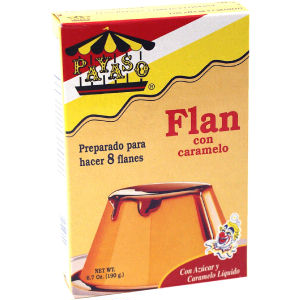 XAYASO FLAN FAMILY PACK   24/6.7OZ