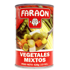 FARAON V VEGETALES MIXTOS 24/15 OZ