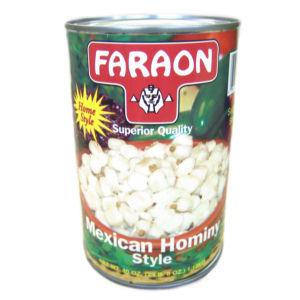 FARAON HOMINY MEXICAN STY 12/40 OZ