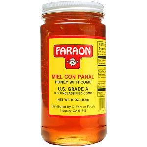 FARAON MIEL C/PANAL 11169 12/16 OZ