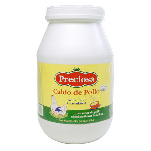 PRECIOSA CHICKEN BOULLION 4/3.6 KG