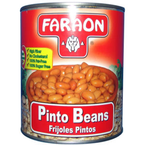 FARAON PINTO BEANS CAN    12/29 OZ