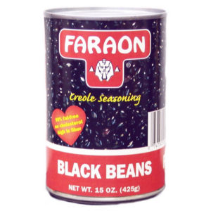 FARAON BLACKS SEASONED    12/15 OZ