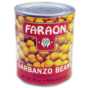 FARAON GARBANZOS          12/29 OZ