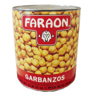FARAON GARBANZOS          6/108 OZ