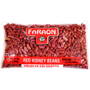FARAON RED KIDNEYS        12/1  LB