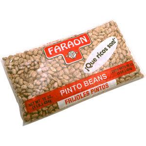 FARAON PINTO BEANS  92770 24/1  LB