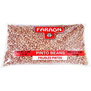 FARAON PINTO BEANS      * 6/5   LB