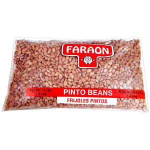 FARAON PINTO BEANS      * 6/4   LB