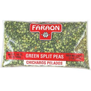FARAON SPLIT PEAS GREEN   12/1  LB