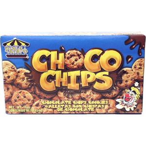 XAYASO BOX CHOCO CHIPS    12/16 OZ