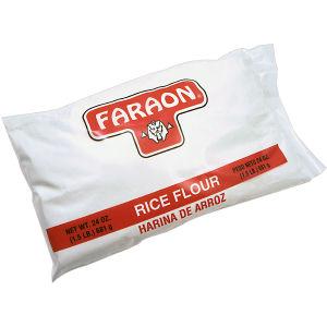 FARAON RICE FLOUR         12/24 OZ