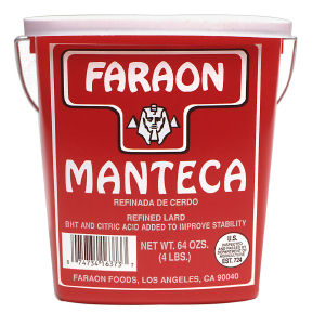 FARAON MANTECA PAILAS     12/4  LB