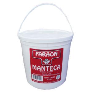 FARAON MANTECA PAILAS     6/8   LB