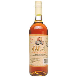 OLA COOKING WINE          12/25 OZ