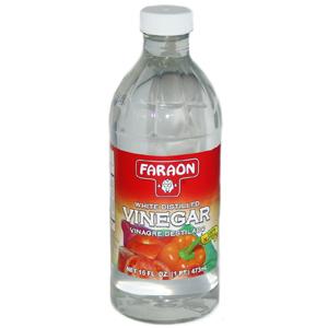 FARAON VINAGRE BLANCO     12/PINTS