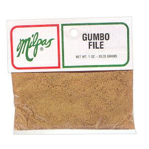 MILPAS GUMBO FILE         12/3/4 Z