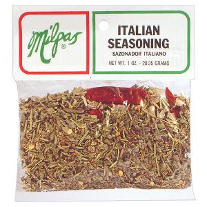 MILPAS ITALIAN SEASONING  12/1  OZ