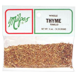 MILPAS THYME WHOL TOMILLO 12/1/2OZ