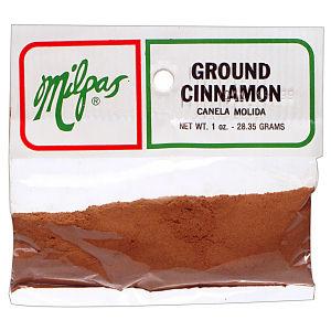 MILPAS CINNAMON GRND62456 12/1  OZ
