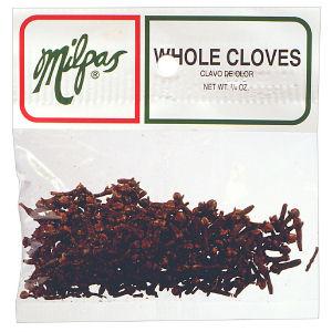 MILPAS CLOVES WHOLE       12/1/4 Z