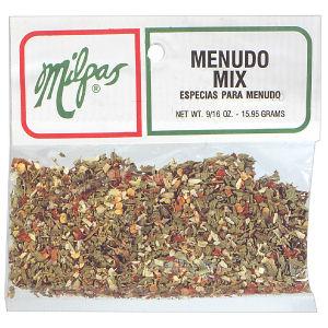 MILPAS MENUDO MIX         12/9/16Z